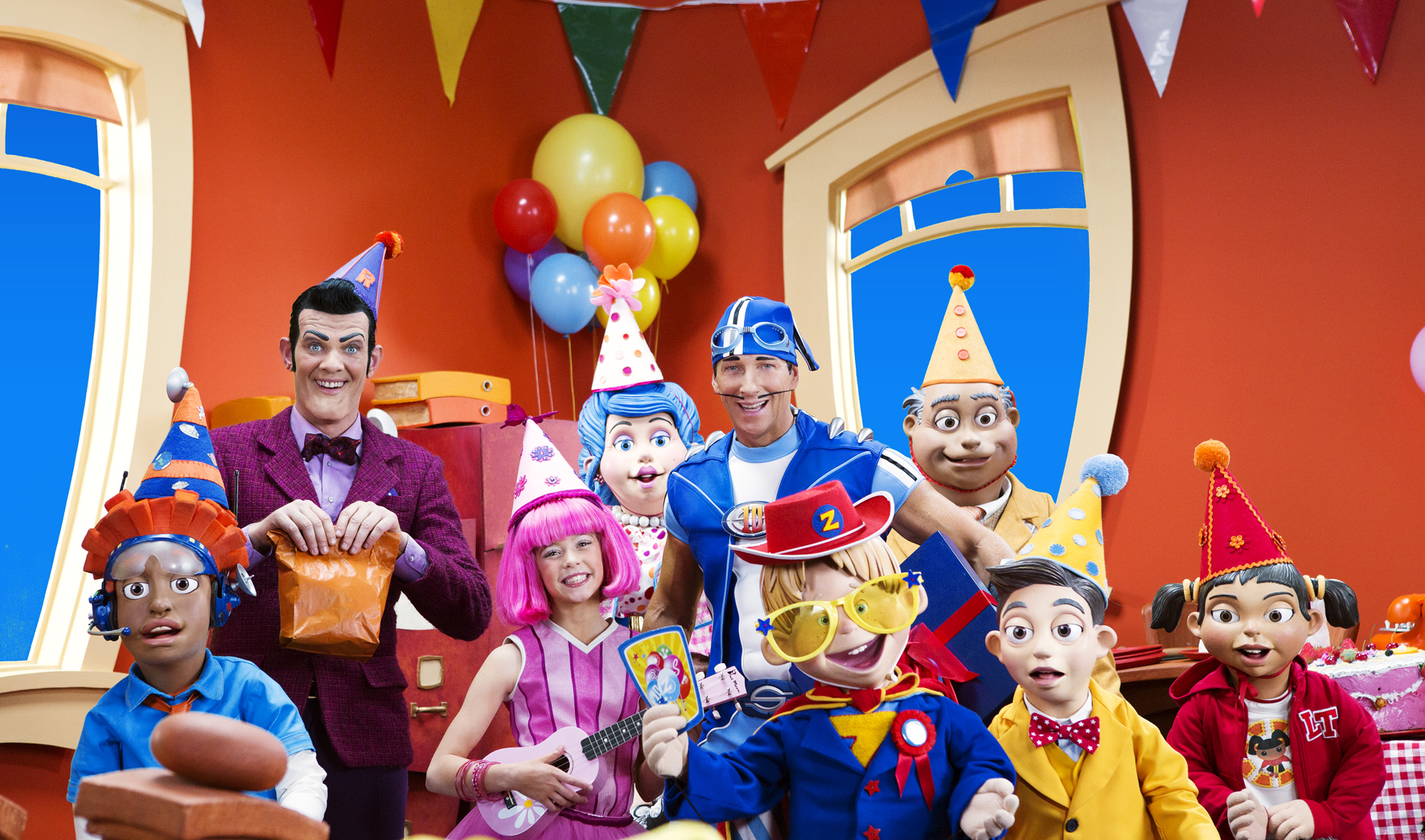 Lazy town series 3 is about to hit cartoonito rocknrollerbaby