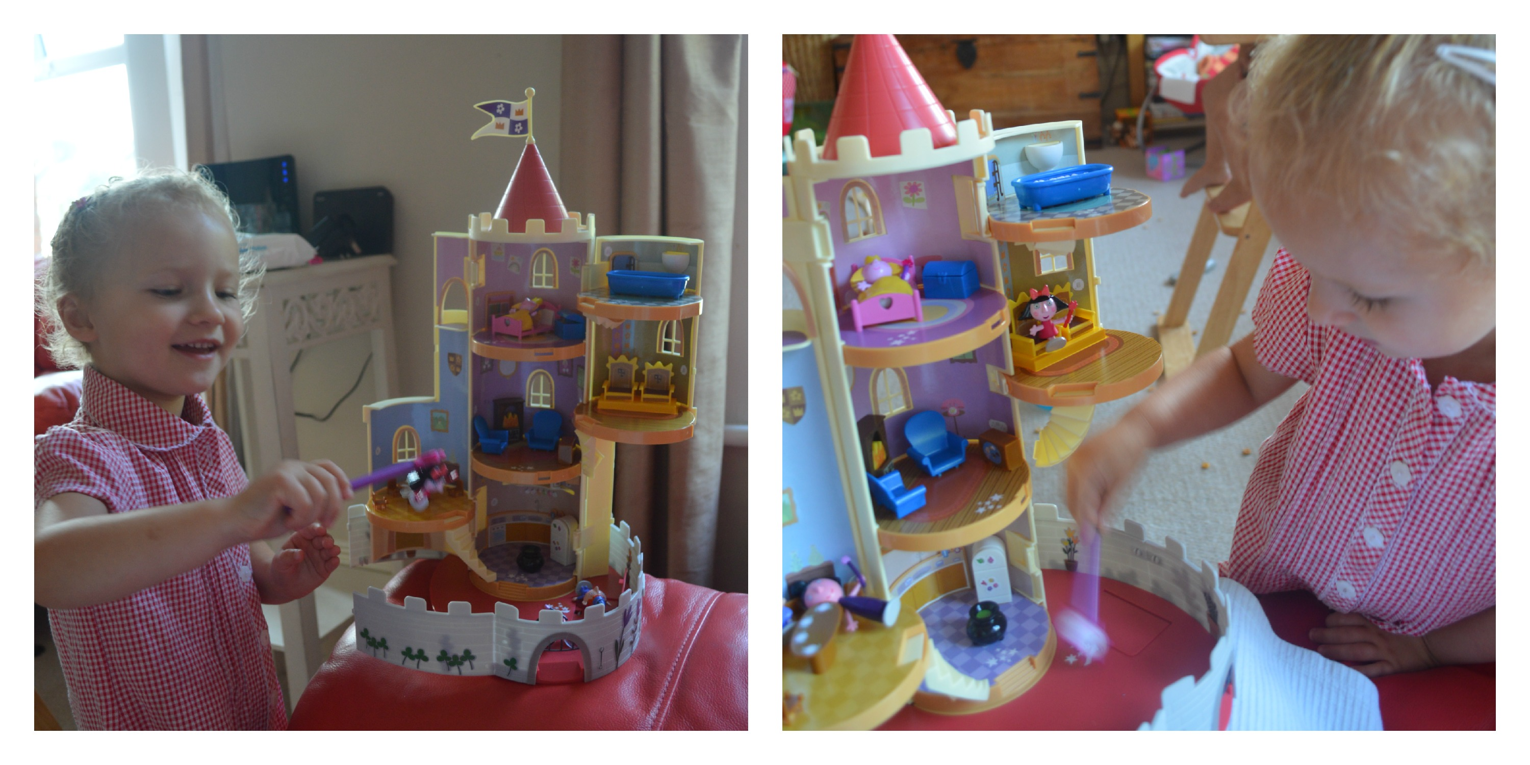 Ben and Hollys Castle Playset 1