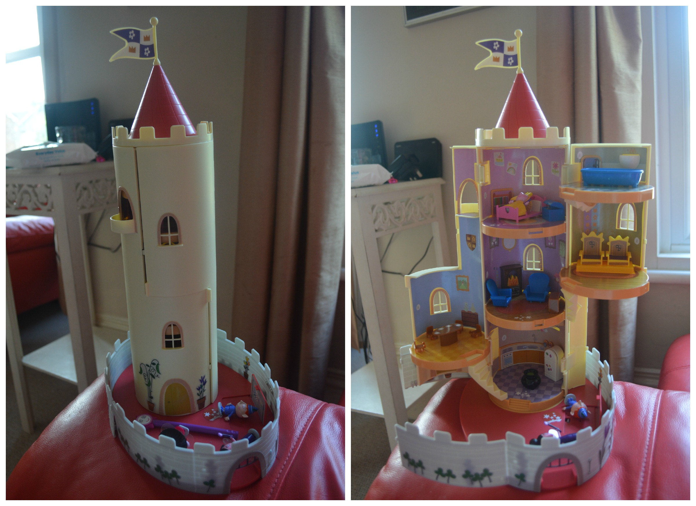 Ben and Hollys Castle Playset 2