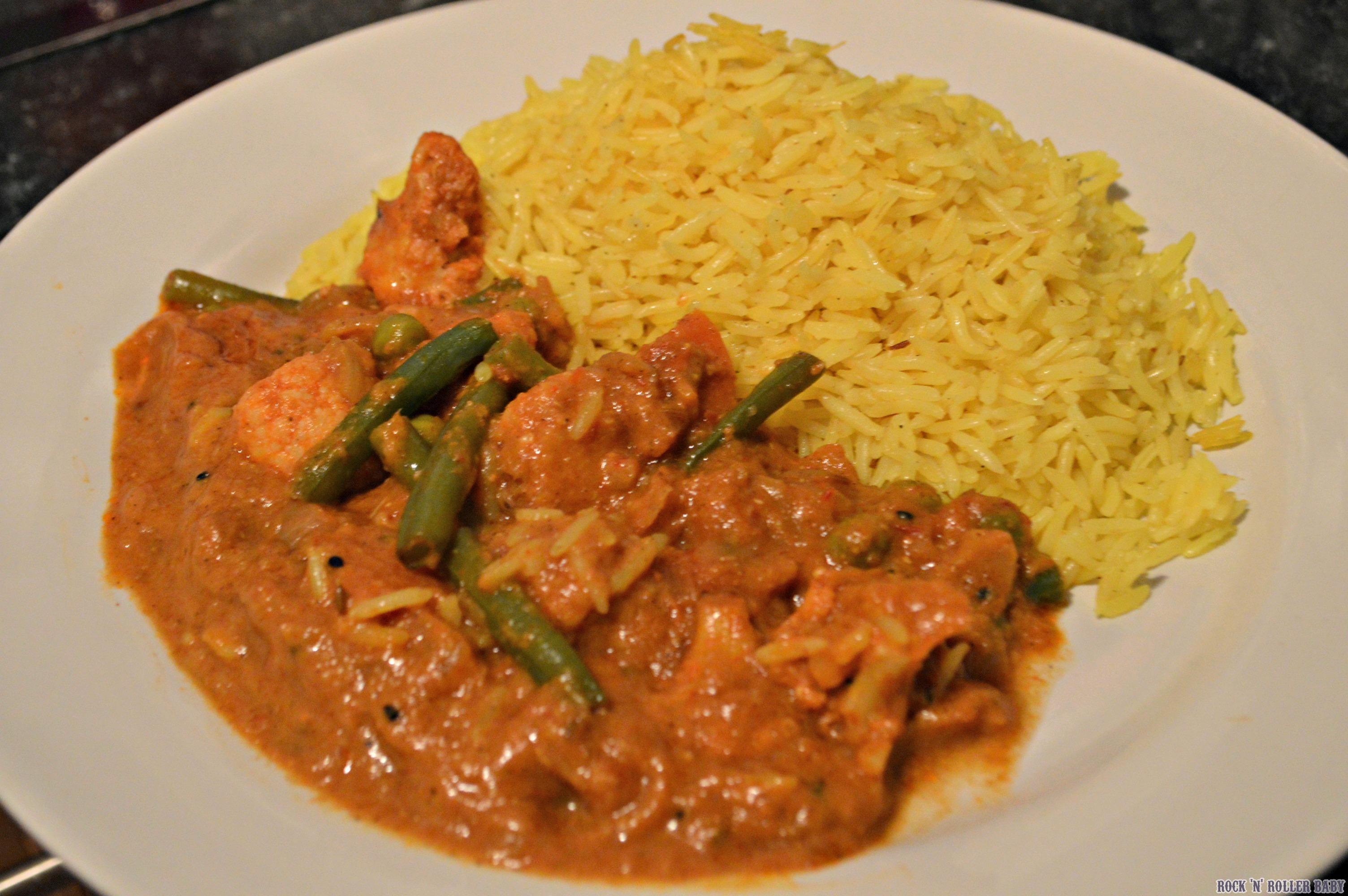 Review Tesco Vegetarian Kitchen