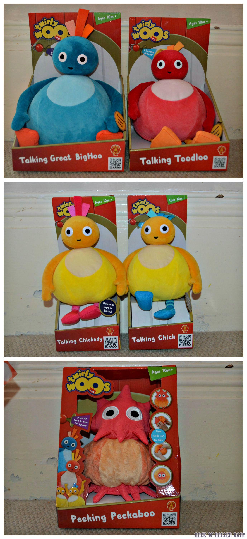 The Twirlywoos Toy Range
