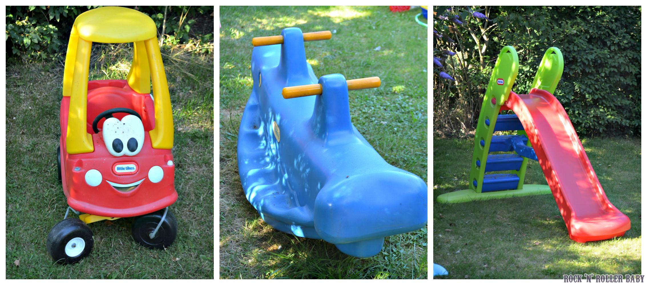 Summer Fun In The Garden