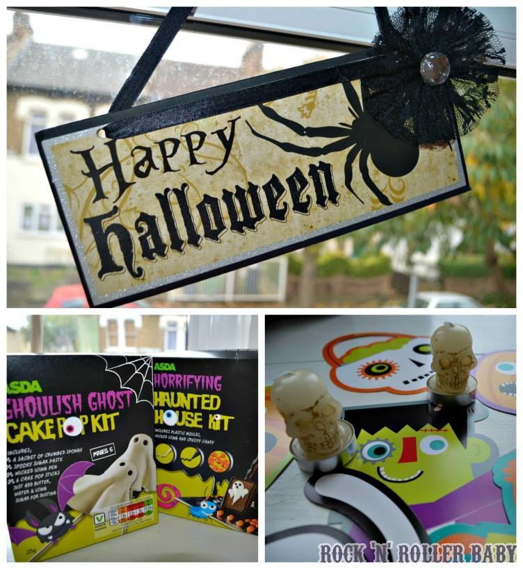 Halloween Cake Decorations Asda : Halloween At Asda! RocknRollerBaby