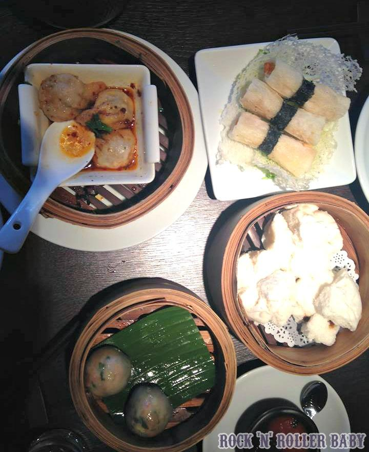 Dim Sum at Plum Valley in China Town!