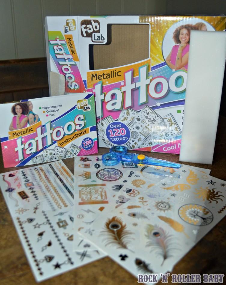 Metallic Tattoos Post