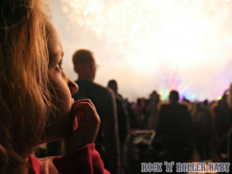 A firework display of amazingness!