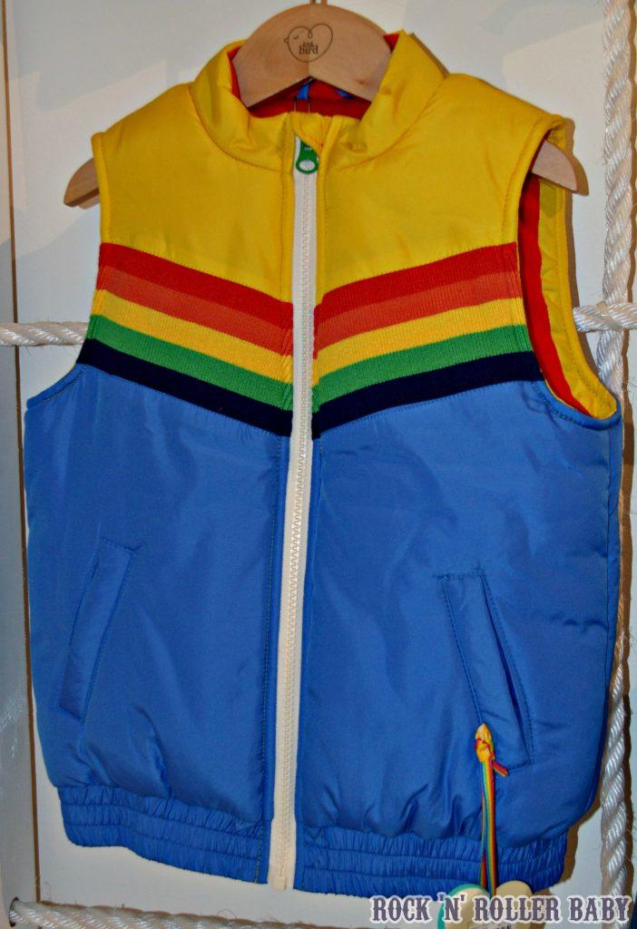 Oh, oh, oh! The latest gilet... Yes pleases!