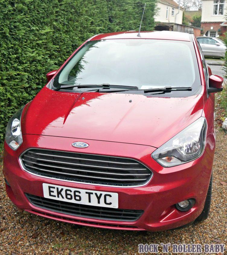 The new Ford KA+!