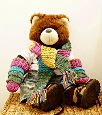 Barnaby Bear Post 1